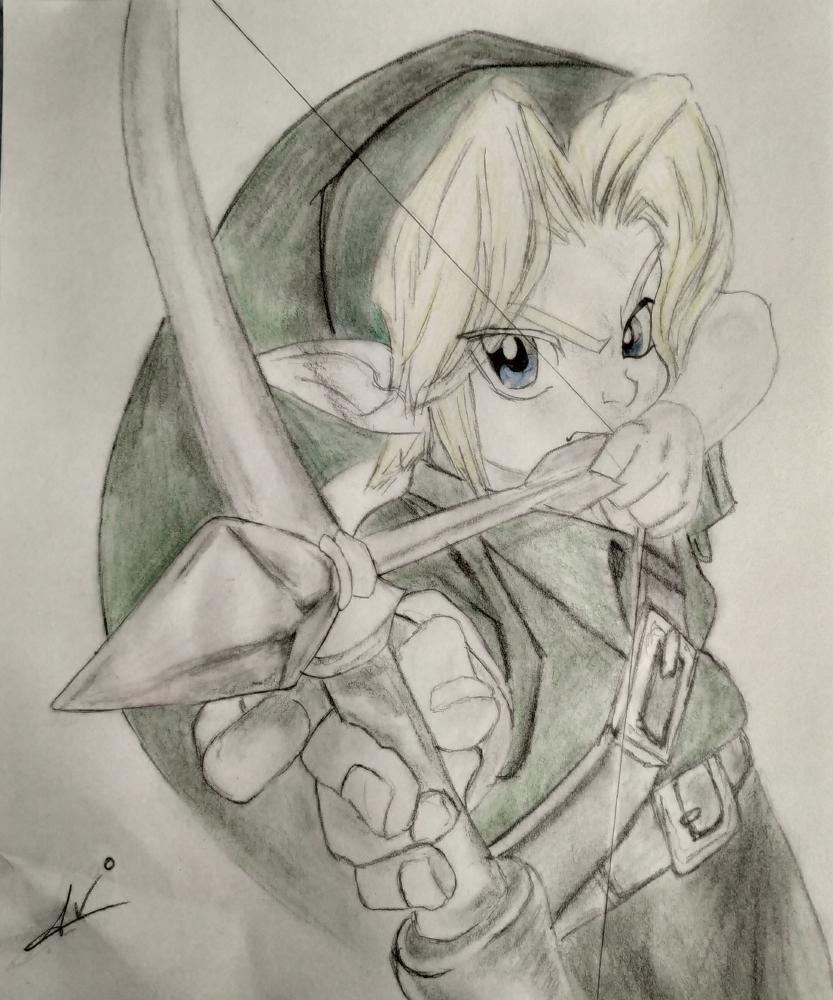 Zelda by Nereaaj